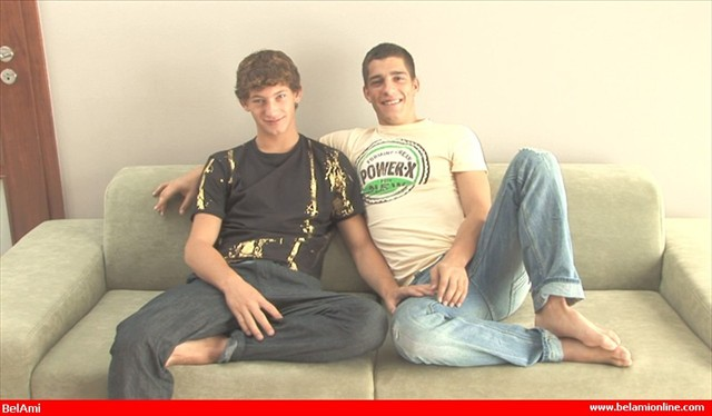 Ariel Vanean and Jack Blue