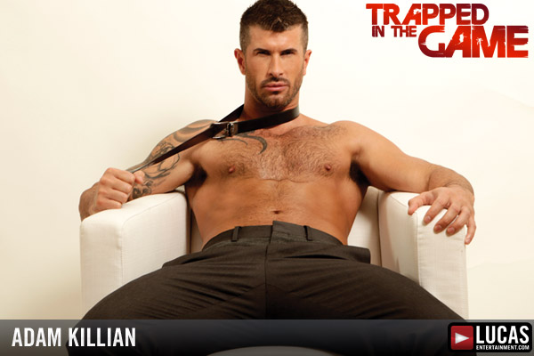 Gay adult superstar Jonathan Agassi decides to give it all