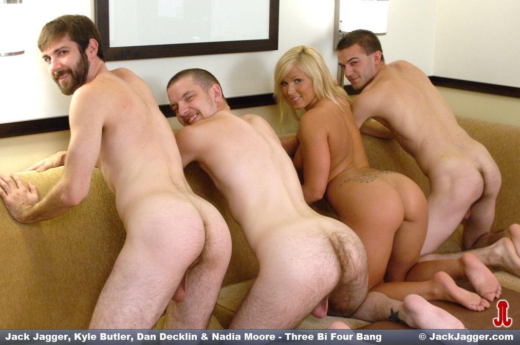 Curious Hunks Drilling Party