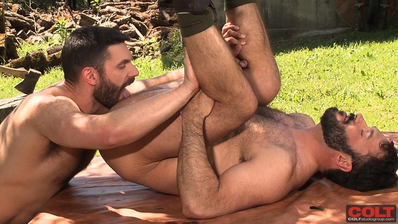 Gay Bear Rimming